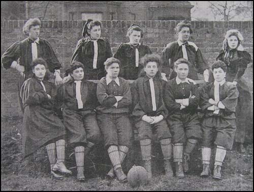 Le British Ladies' Football Club