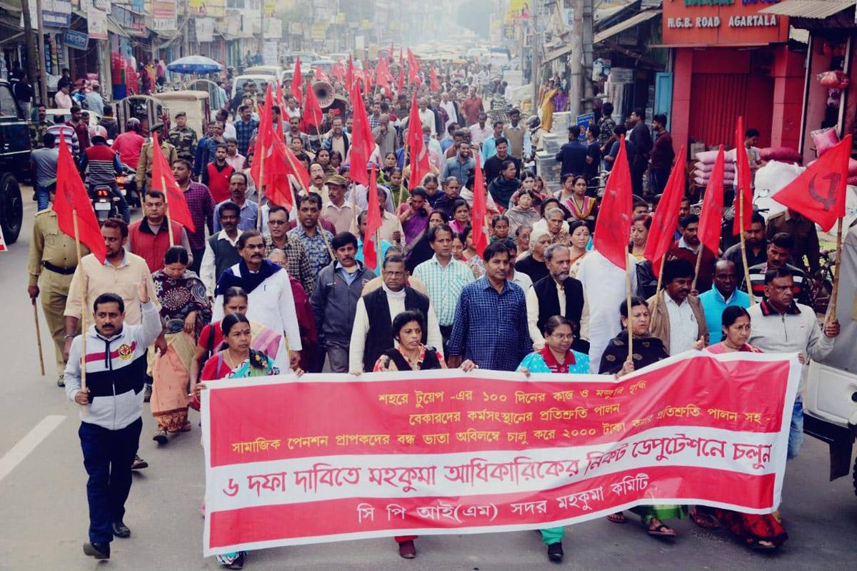 Inde | L'État rouge du Kerala résiste au gouvernement d'extrême droite de  Modi | Solidaire