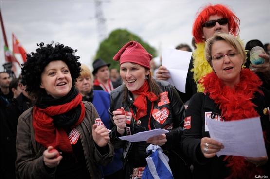 «Il y a une renaissance du politique, une renaissance de la gauche qui passe par toute une série d'étapes», selon François Ruffin. La campagne du Front de Gauche l'a montré. (Photo www.placeaupeuple2012.fr)