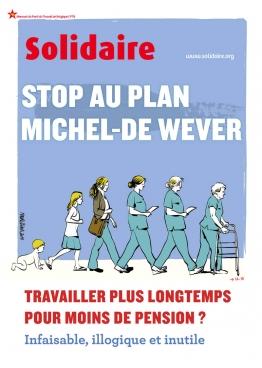 Mensuel du Parti de Travail de Belgique   bd M. Lemonnier 171, 1000 Bruxelles   44iéme année n° 15 (1961) du 6 novembre 2014