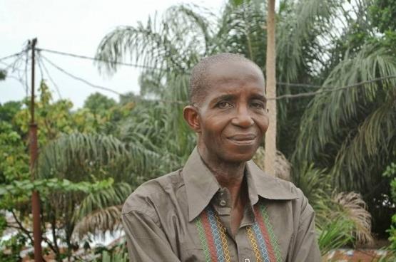Martin Kinbungi (Photo famille)