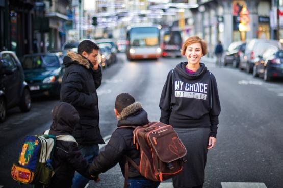 Rachida Aziz. (Photo Solidaire, Salim Hellalet)