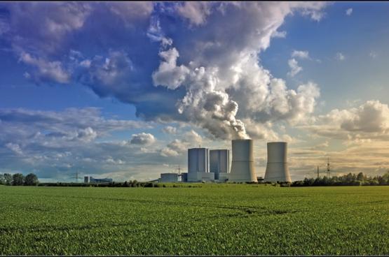 Il est d'une importance vitale que les rejets de CO2 baissent déjà très fortement au cours des cinq années à venir (Photo Flickr/ Dirk Weßner)