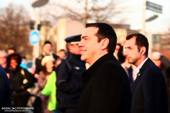 Alexis Tsipras Photo : Sozialfotografie [►] StR/Flickr