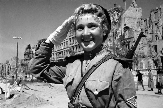 Comment l'Armée rouge a vaincu l'Allemagne nazie | Solidaire