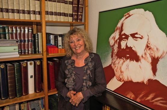 Lucie Van Crombrugge (Photo Solidaire, Dieter Boone)