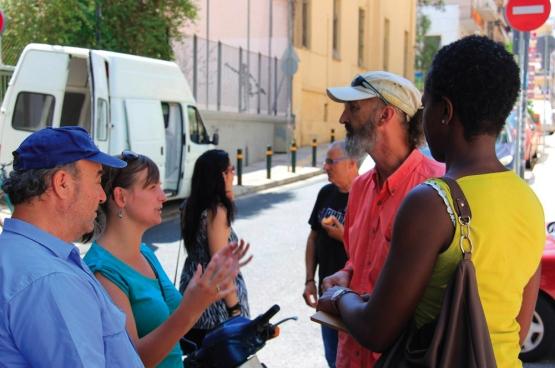 La crise et les restrictions qui ont suivi ont frappé énormément de gens, mais ont en même temps fortement nourri cette culture de solidarité. (Photo MPLP)