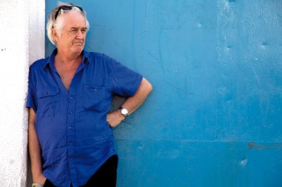 Henning Mankell, dans Sable mouvant: «Même s'il m'est arrivé d'avoir tort dans la vie, j'estime que ce ne peut pas être pire que de ne pas prendre position.» (Photo PalFest / Flickr)