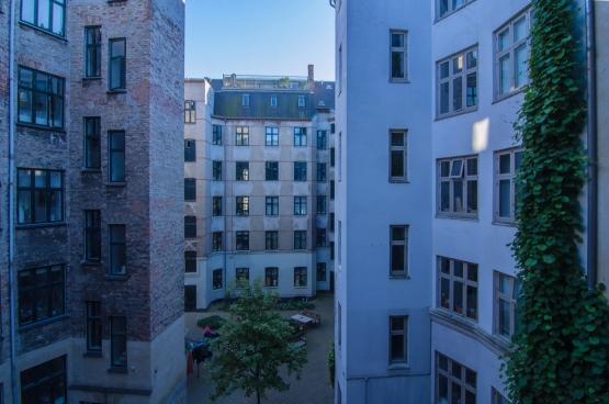Appartements à Copenhague. Photo Frank / Flickr
