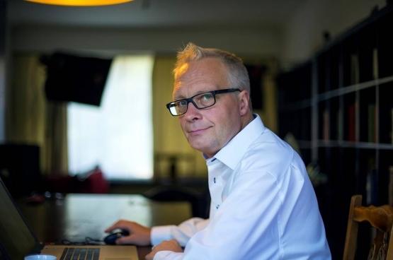 Peter Mertens, président du PTB. (Photo Solidaire, Salim Hellalet)