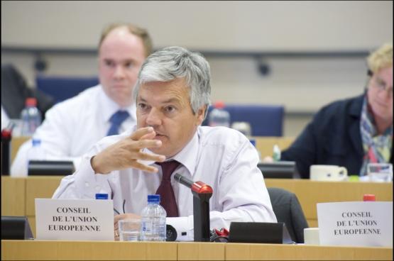 Photo European Parliament - Pietro Naj-Oleari / Flickr