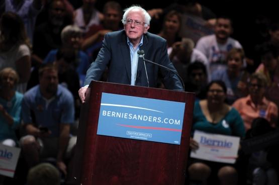 Bernie sanders (Photo Gage Skidmore/Flickr)