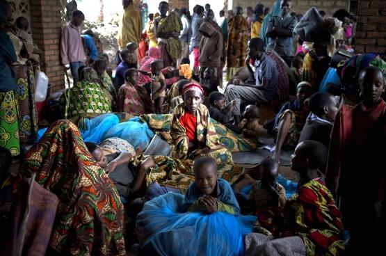 La lutte de pouvoir au sein de la classe politique burundaise a provoqué le départ de plus de 220 000 personnes en Tanzanie, au Congo et au Rwanda. (Photo Kate Holt/UNHCR)