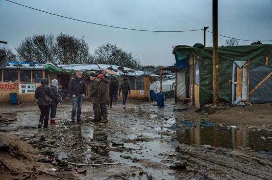 Reportage photo Solidaire, han Soete