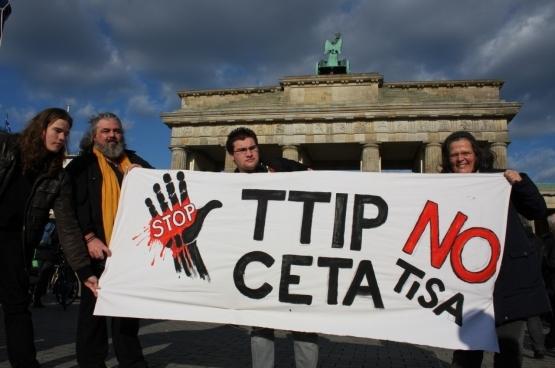Photo Mehr Demokratie / Flickr
