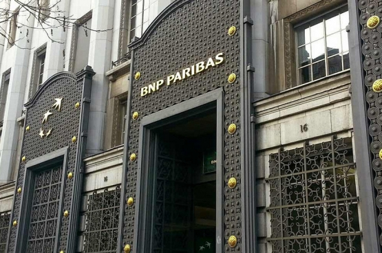Le siège de BNP Paribas à Paris. La banque est bien implantée en Belgique depuis le rachat de Fortis. (Photo  Laurent Grassin / Flickr)