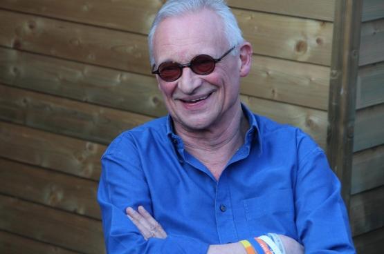Chille Deman, président de la Belgian Pride: «La Pride n'est pas seulement une manifestation, c'est aussi un manifeste politique. C'est un carnaval, une fête, un moment d'échange.» (Photo Solidaire)