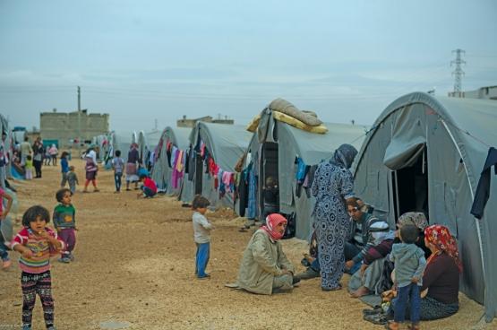 La Turquie accueille pourtant déjà presque 3 millions de réfugiés qui fuient les guerres au Moyen-Orient, soit plus que l'ensemble  des pays de l'Union européenne.  (Photo Sidney Luckett)