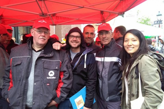 Photo Solidaire, Claudia Chin