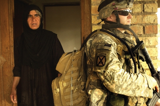 Tout comme en Irak et en Afghanistan, les États-Unis veulent un gouvernement fantoche en Syrie. (Photo Tierney Nowland / Flickr)