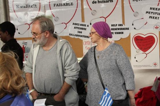 Photo Solidaire, Martine Raeymaekers