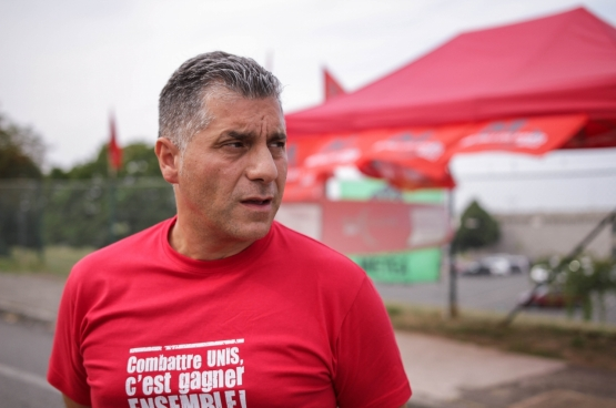 Roberto D'Amico (Photo Solidaire, Sophie Lerouge)