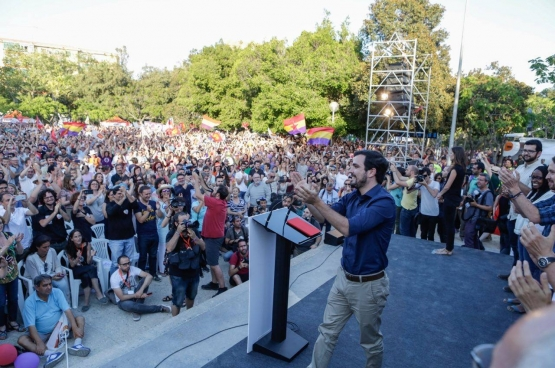Photo Izquierda Unida / Facebook