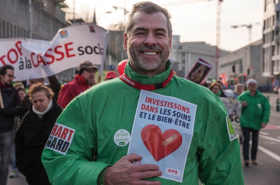 Photo Solidaire, han Soete