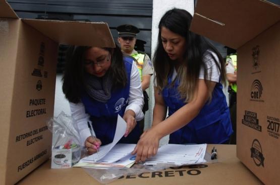 Élections en Equateur (Photo Vistazo.com)