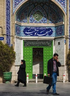 Ispahan (Iran), février 2016. (Photo Epictura)