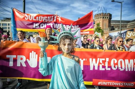 Photo Salim Hellalet / Solidaire