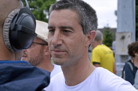Le « député-reporter » français François Ruffin. (Photo Wikimedia)