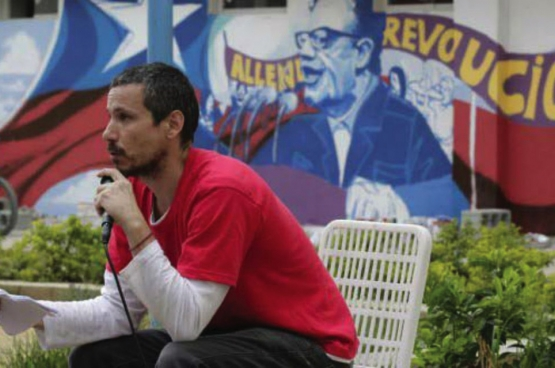 Pablo Sepulveda Allende.