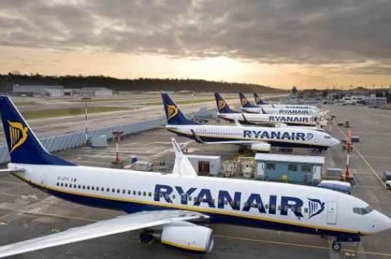Les avions de Ryanair risquent de rester au sol ce 10 août... (Photo Flickr/Viaggio Routard)