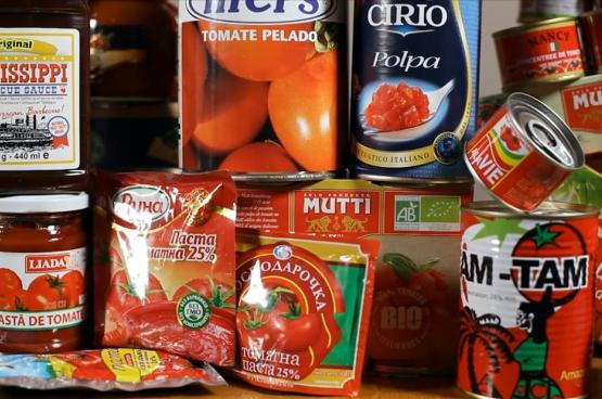 Selon Jean-Baptiste Malet, nous vivons dans une « civilisation de la tomate ». Image tirée du documentaire