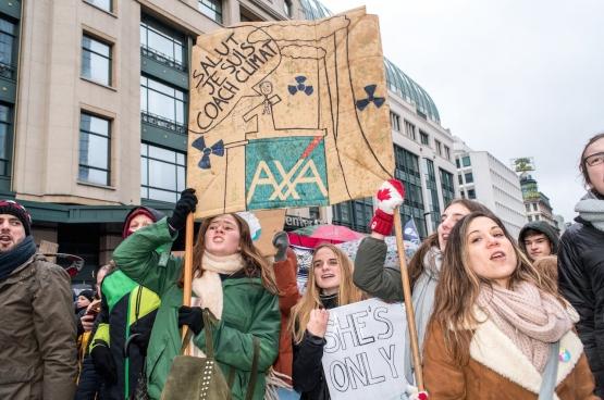 Si nous voulons réellement sauver le climat, nous ne pouvons pas dépendre de la bonne volonté des multinationales. (Photo Solidaire)