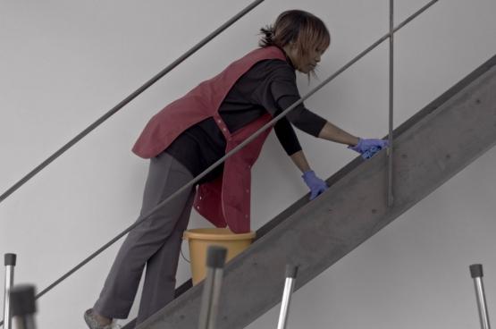 Image du film « Au bonheur des dames ».