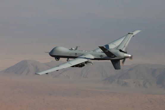 Des drones autonomes choisisent eux- mêmes qui ils vont mortellement frapper. (Photo U.S. Air Force Photo)