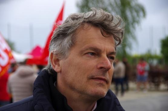 Fabien Roussel (Photo Solidaire, voxunit)