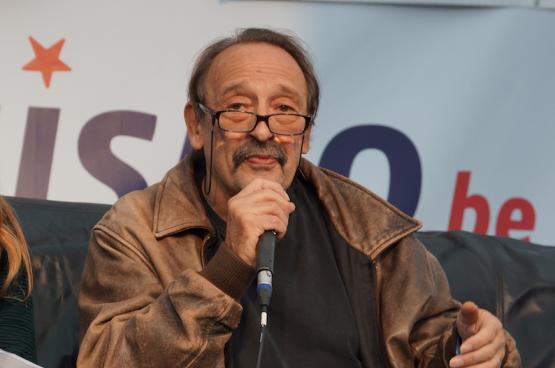 Maurice Lemoine donnera cours à l'Université marxiste. Retouvez le programme sur www.marx.be. (Photo Solidaire, Natacha Mauquoy)