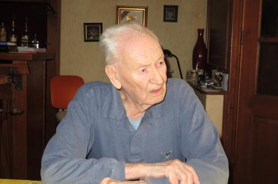 Charles Van Besien. (Photo DR)