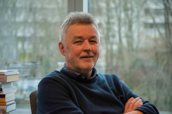 Patrick Deboosere : « Nous ne devrions forcer personne à travailler au-delà de 65 ans. » (Photo Solidaire, Gaston Van Dyck)
