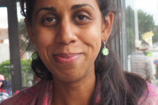 Aurélie Biggaré, médecin généraliste et responsable médicale de la maison médicale de Médecine pour le Peuple à Seraing.
