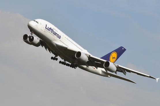 Un avion de la compagnie Lufthansa, propriétaire de Brussels Airlines. (Photo Shutterstock)