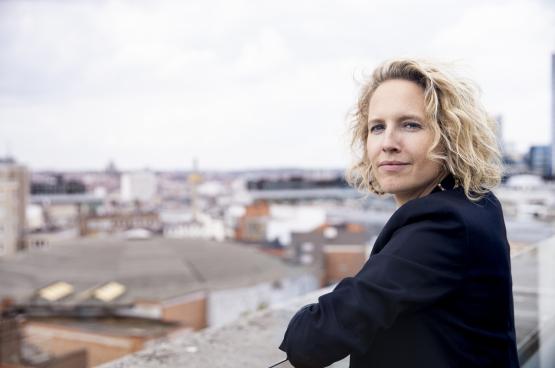 Caroline Vrijens (Commissaire aux Droits de l'Enfant): «La crise a eu un impact énorme sur les enfants et les jeunes.» (Photo : Solidaire)