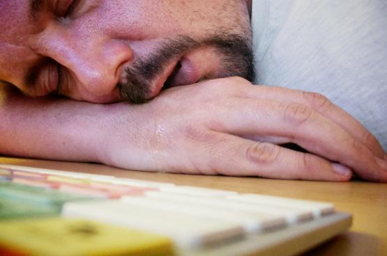 Le nombre de personnes qui indiquent qu'il y a un problème de faisabilité dans leur emploi augmente d'année en année. (Photo BARK, Flickr)