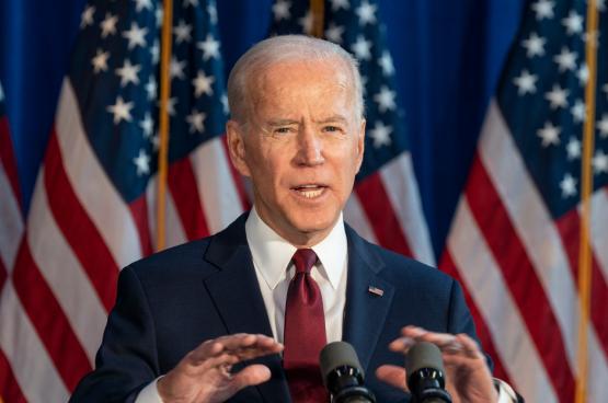Joe Biden. (Photo Shutterstock)