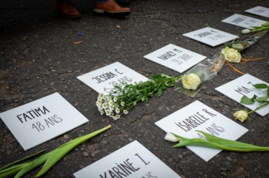 La pandémie aggrave le problème des violences faites aux femmes et aux enfants. (Photo Solidaire, Jean-Philippe Wéry)