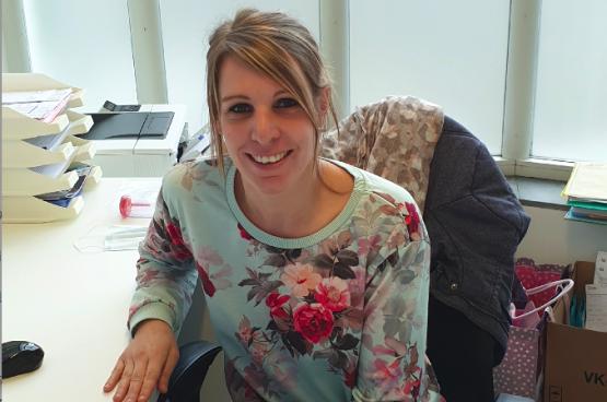 Vinciane Erkens est infirmière à Médecine pour le Peuple à Seraing. Elle reçoit quotidiennement de nombreux témoignages de patients de patients sur les conséquences sociales de la crise. (Photo MPLP)