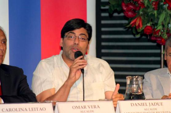Beaucoup de Chiliens considèrent Daniel Jadue, maire communiste, comme le candidat le plus populaire pour les élections présidentielles de 2022. Alors qu'il n'est pas candidat... (Photo Ministerio Bienes Nacionales, Flickr)
